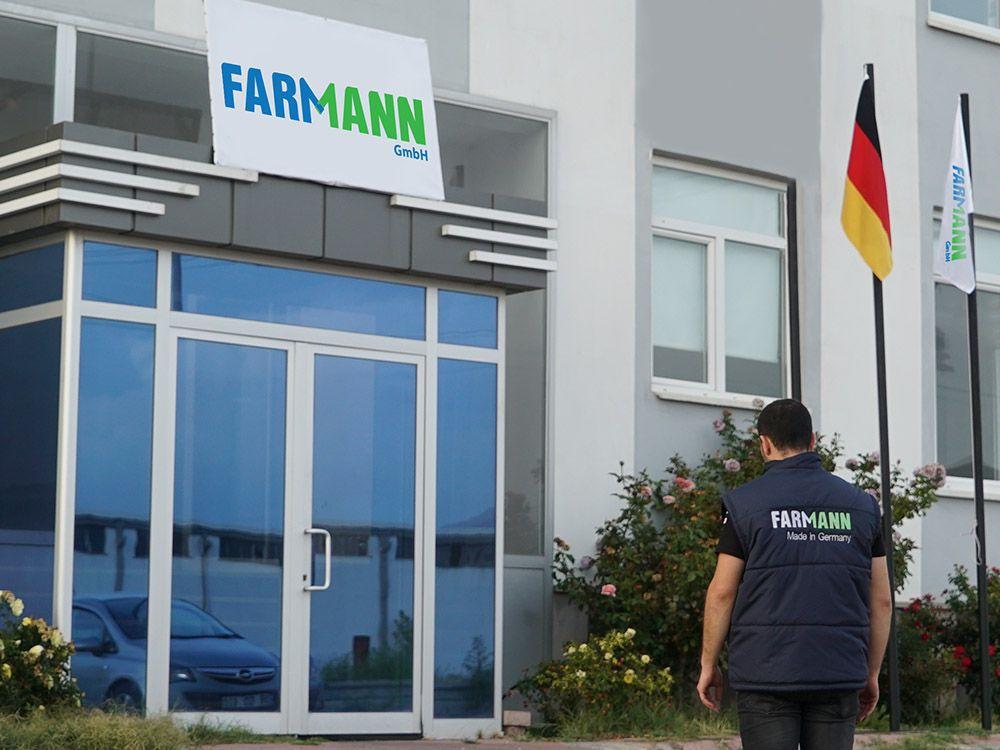 Über Farmann -Farmann GmbH