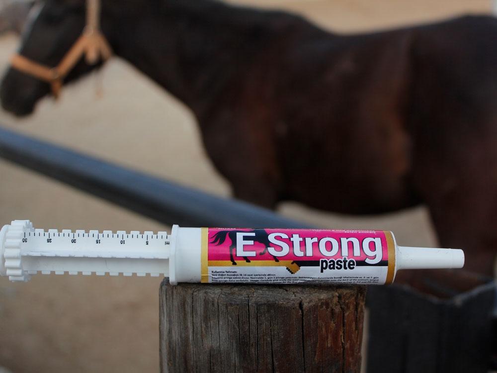 Farmann Horse E Strong Paste