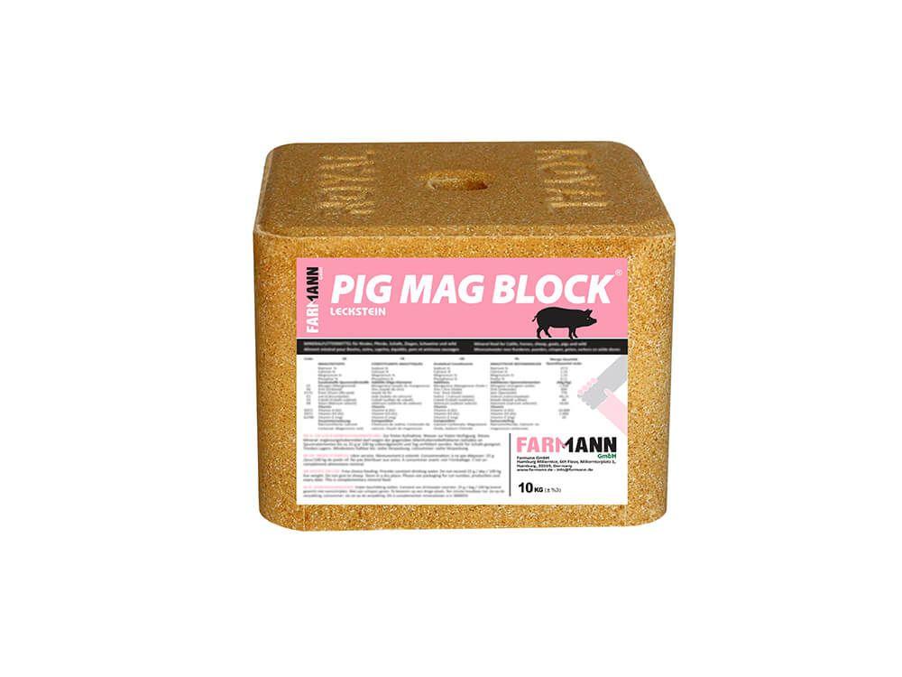 Pig-Mag Block